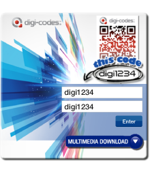 Enter the text, code or scratch-off on the bottom of Digi-code TWICE